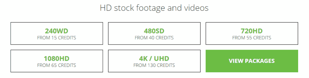 123rf Footage Pricing
