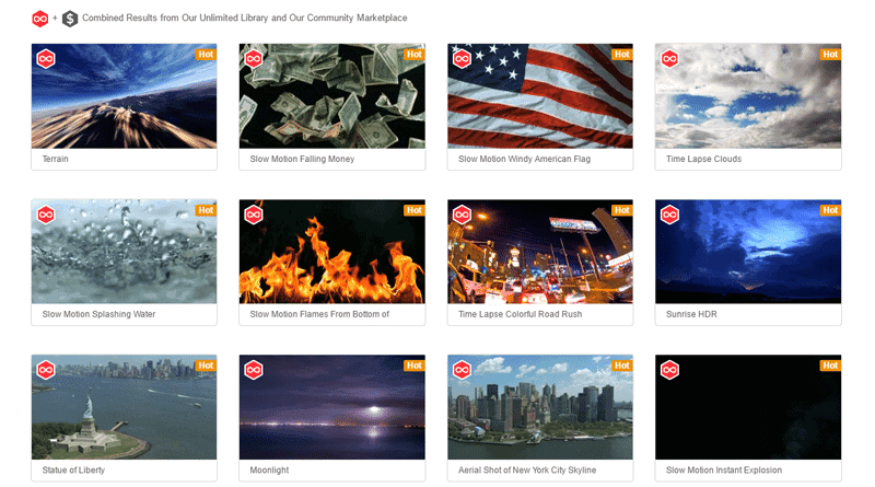 VideoBlocks – Unlimited Downloads, Amazing Pro Footage