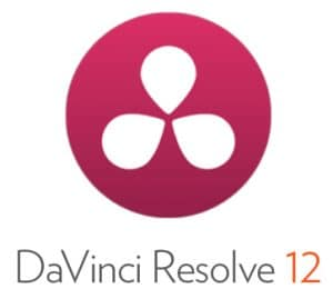 DaVinci Resolve logo