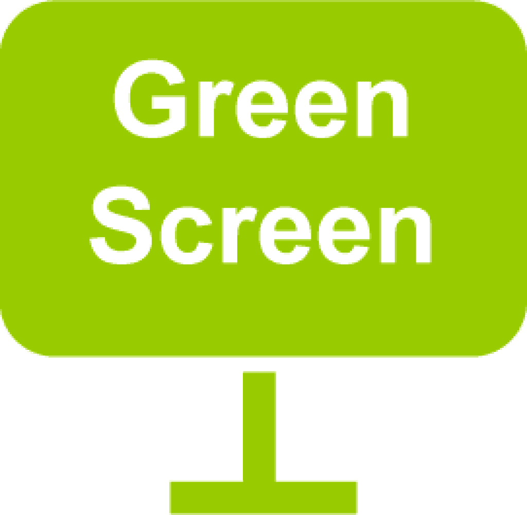 Green Screen Monitor