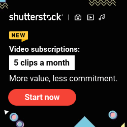 15% Off Small Footage Subscription from Shutterstock 1