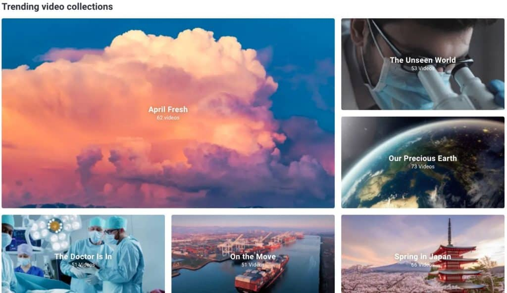 Shutterstock Launches Small Footage Subscription for Low Budgets! 3