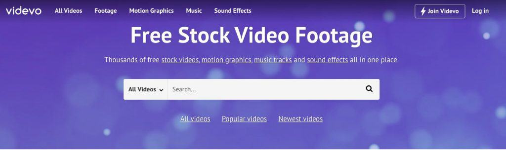 Videvo Review - Free & Affordable Stock Footage for Pros 3