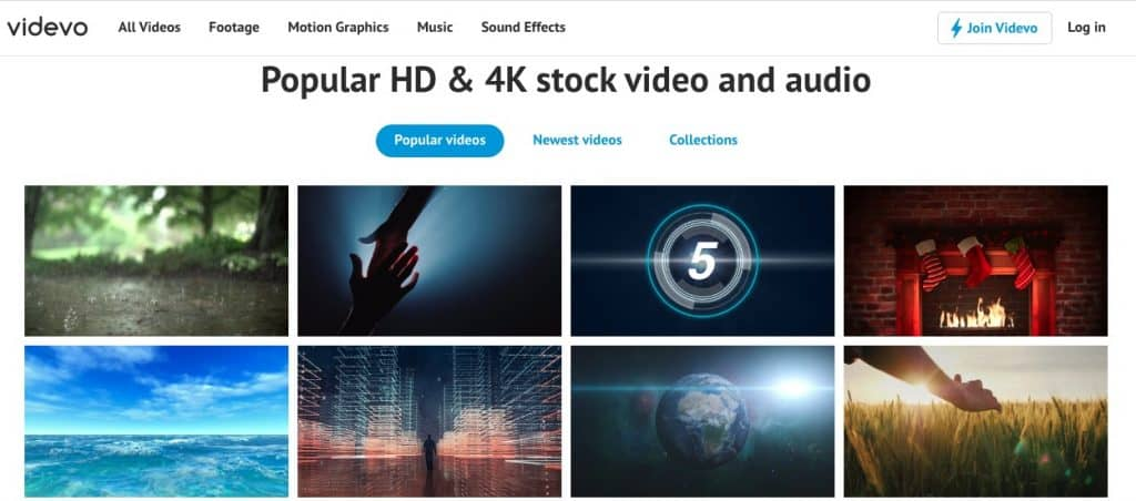 Videvo Review - Free & Affordable Stock Footage for Pros 2