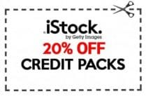 iStock Promo Code for Footage