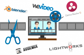 The Top 5 Free Video Editors to Create Great Videos
