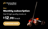 PremiumBeat Launched New Stock Music Subscription