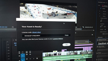 Adobe Stock Audio Lands on Premiere Pro in Adobe's Latest Software Update