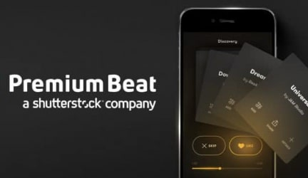 PremiumBeat New Mobile App: Browse Stock Audio Tracks on the Go