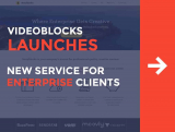 Videoblocks Launches New Service for Enterprise Clients