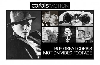 Where to Find and Buy Great Corbis Motion Video Footage?