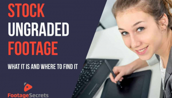 Stock Ungraded Footage: What It Is and Where to Find It