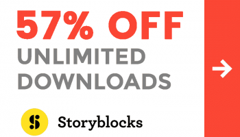 Awesome Storyblocks (former Videoblocks) Promo Code: 57% Off in Unlimited Downloads!